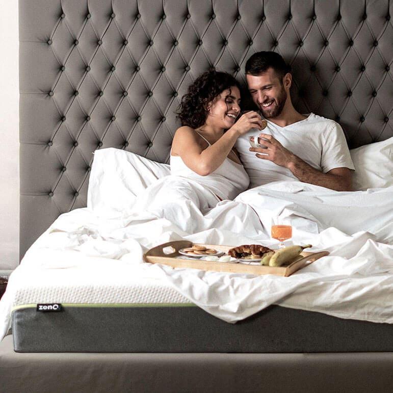 zeno è il materasso in memory progettato per migliorare il sonno di tutti