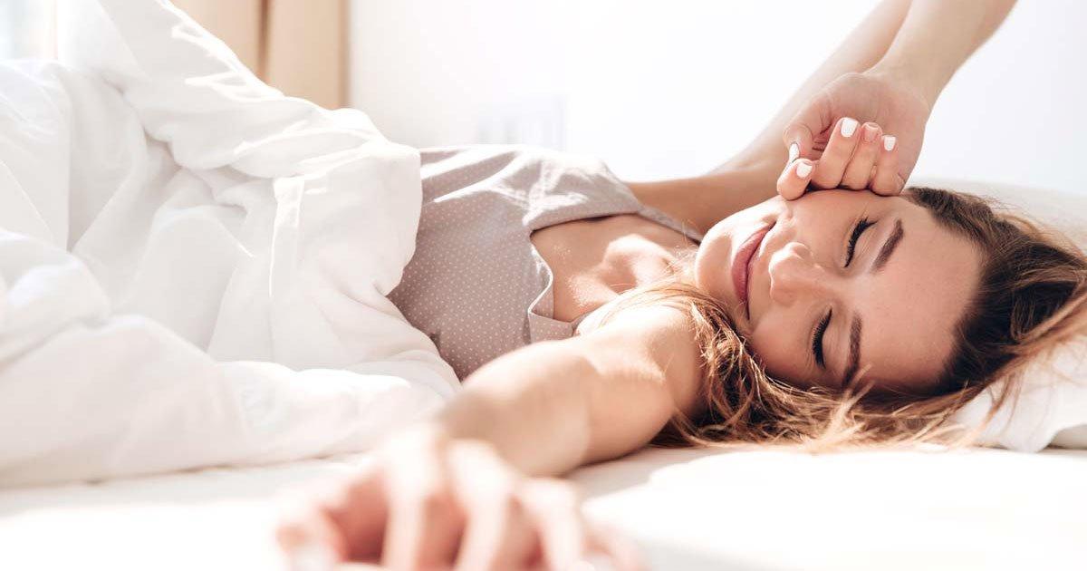 Svegliarsi attivi e alzarsi di buon umore