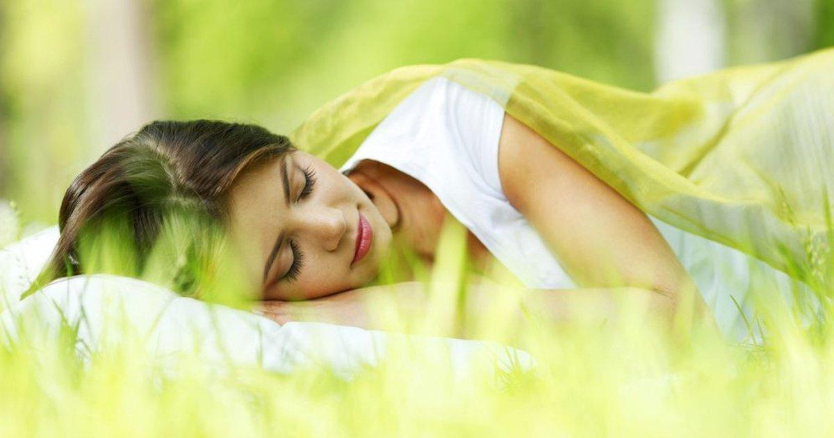Un toccasana per il sonno profondo? Dormite con la testa che guarda il Nord