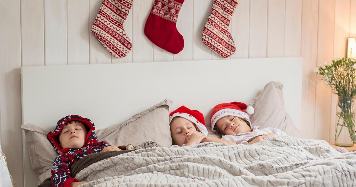 Si avvicina il Natale: occhio al cibo (per dormire meglio)