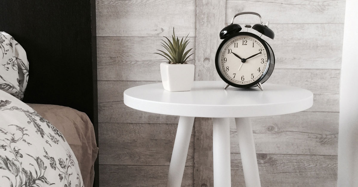 I benefici dello svegliarsi presto al mattino